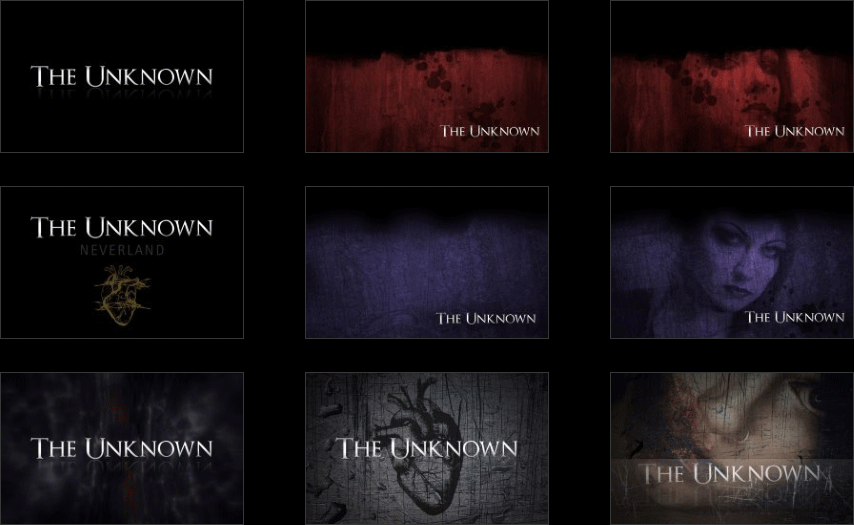 theUnknown_wallpaper_set